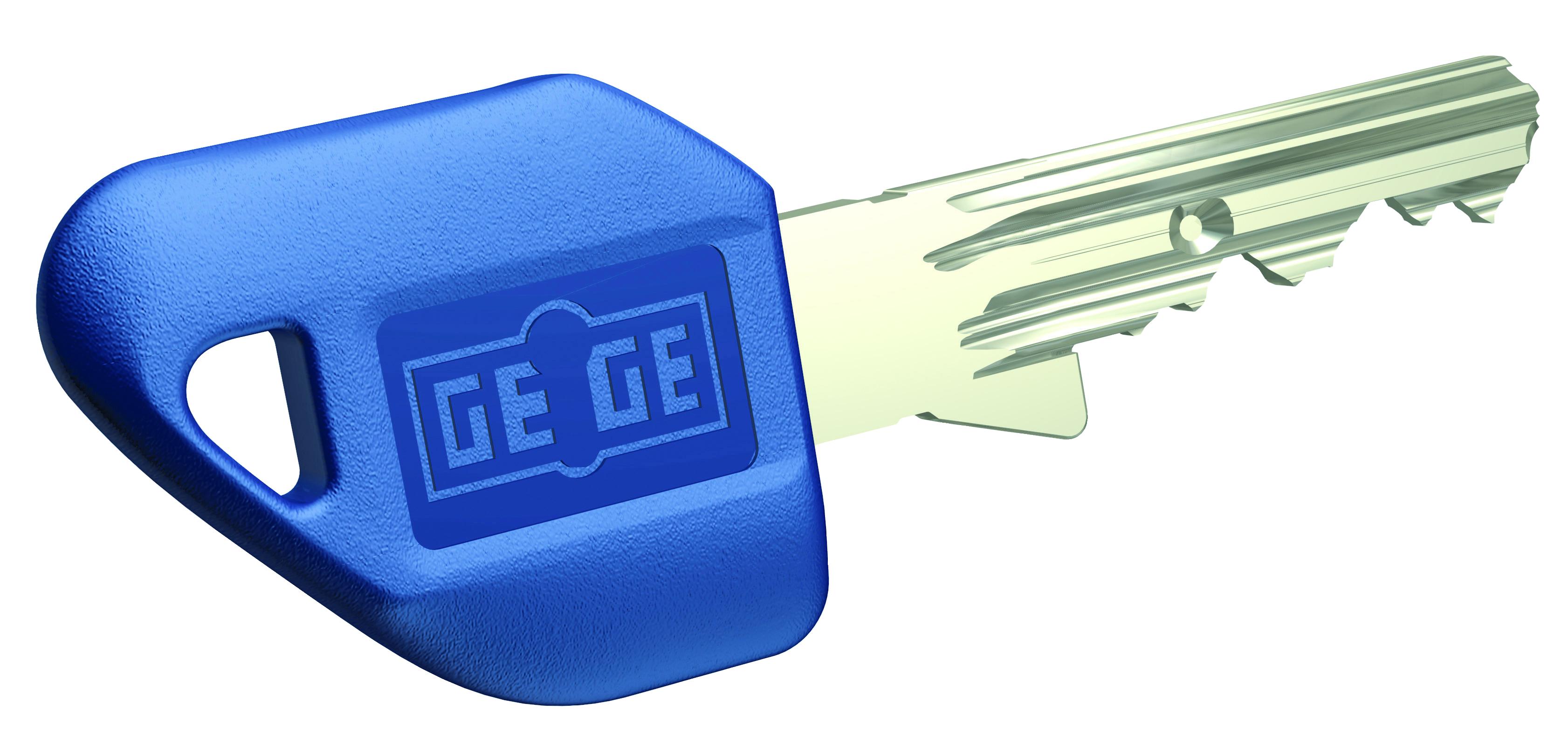 dormakaba gege pextra blue mavi anahtar