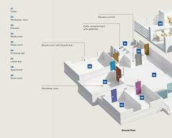 Apartman - Site ve Rezidanslarda master anahtar ve kilit sistemi - Thumbnail