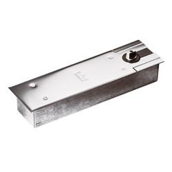 dormakaba - dormakaba BTS 75R zemine gömme kapı kapatıcı paslanmaz çelik kapakla ve spindle ile birlikte MIM-402-00-230