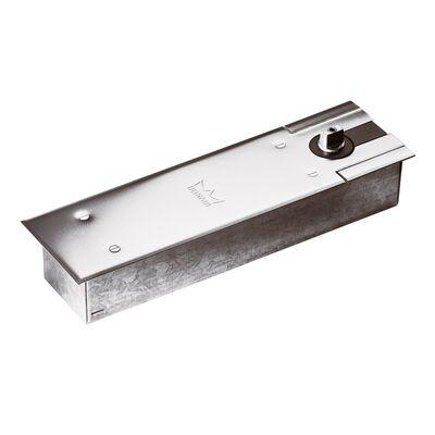 dormakaba BTS 75R zemine gömme kapı kapatıcı paslanmaz çelik kapakla ve spindle ile birlikte MIM-402-00-230