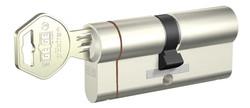 Gege pExtra Plus - dormakaba Gege pExtra 90 mm (45 - 45) Anahtarı Kopyalanamayan PLUS ( Çelik Takviyeli+Tuzaklı ) Barel Kapı Kilit Göbeği