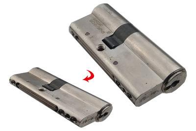 dormakaba Kaba experT+ 83 - 85 mm (40-45) Anahtarı Kopyalanamayan Çelik Takviyeli Barel Kapı Göbeği