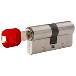 dormakaba Kaba experT+ 75 - 76 mm (30-45)Anahtarı Kopyalanamayan Çelik Takviyeli Barel Kapı Göbeği - Thumbnail