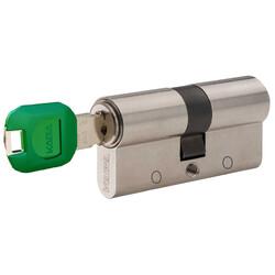 dormakaba Kaba experT+ 90 mm (35-55) Anahtarı Kopyalanamayan Çelik Takviyeli Barel Kapı Göbeği - Thumbnail