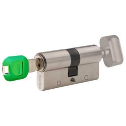 dormakaba Kaba experT+ 90 mm (35-55) Anahtarı Kopyalanamayan Çelik Takviyeli Mandallı Barel Kapı Göbeği - Thumbnail