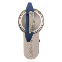 dormakaba Kaba experT+ 90 mm (45-45) Anahtarı Kopyalanamayan Çelik Takviyeli Mandallı Barel Kapı Göbeği - Thumbnail