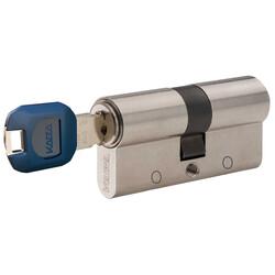 dormakaba Kaba experT+ 90mm (45-45) Anahtarı Kopyalanamayan Çelik Takviyeli Barel Kapı Göbeği - Thumbnail