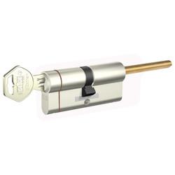 Dortek (45-30) - Dortek Kapılar için dormakaba Gege pExtra Plus Çubuklu Barel Kapı Göbeği